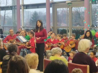 Concert de Noël à l'Hôpital