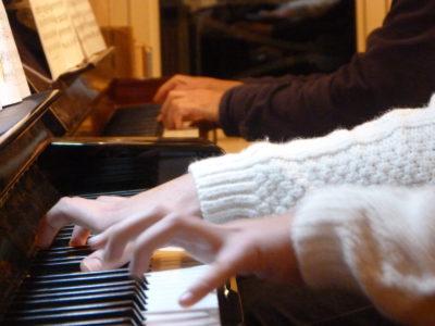 Musique de chambre pour deux pianos